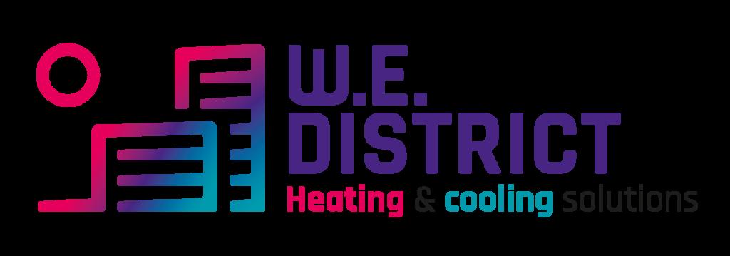 WEDISTRICT logo