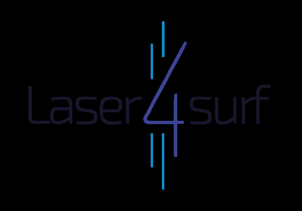 Laser4surf logo